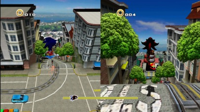 Sonic adventure 2 multiplayer