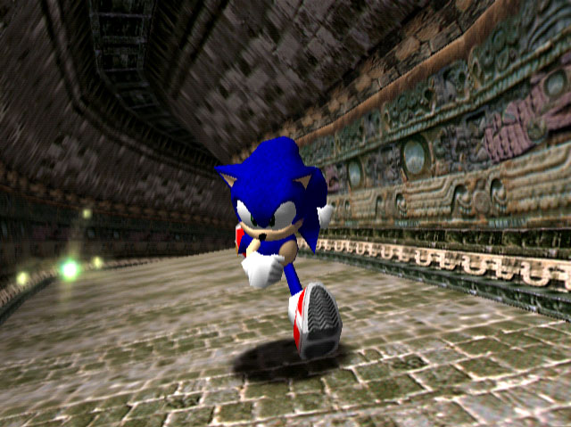 Sonic_Adventure screenshot