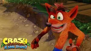 Crash Bandicoot Comeback trailer