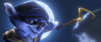 sly cooper movie teaser trailer screen shot