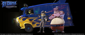 sly cooper movie promo 2