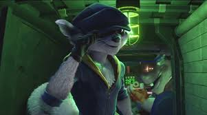 sly cooper movie teaser trailer screenshot
