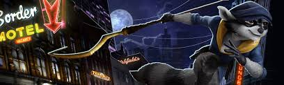 sly cooper movie concept art