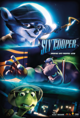 Sly Cooper movie poster
