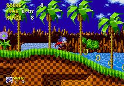 Sonic 1 Green Hill