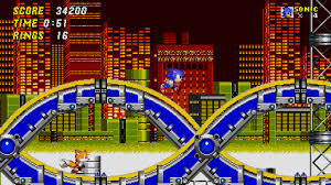 Sonic 2 Chemical Plant