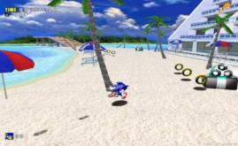 sonic-adventure-dx screenshot