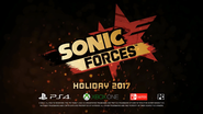 SonicForces logo