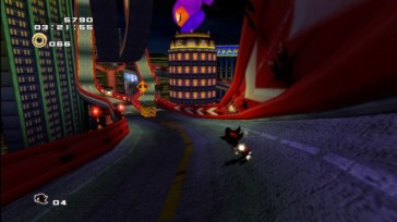sonic adventure 2 shadow gameplay