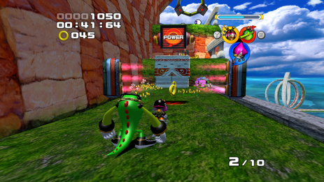 sonic heroes team chaotix