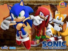 sonic 2006 team sonic