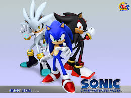 Sonic The Hedgehog 2006 promo