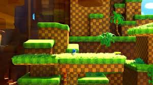 sonic forces green hill zone classic sonic