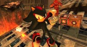 sonic 2006 shadow gameplay