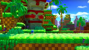 sonic forces green hill zone classic sonic 2