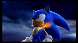 sonic and the secret rings intro