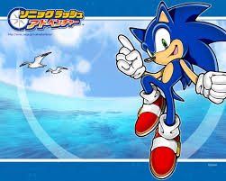 sonic rush adventure sonic wallpaper