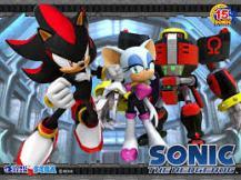sonic 2006 team dark