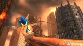 sonic 2006 sonic gameplay