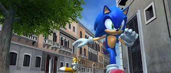 sonic 2006 screenshot 2