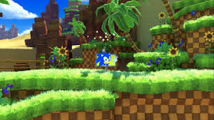 sonic forces classic sonic green hill zone
