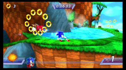 sonic rivals screenshot 5
