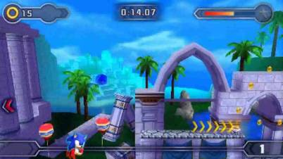 sonic rivals screenshot 4