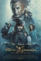 pirates 5 poster
