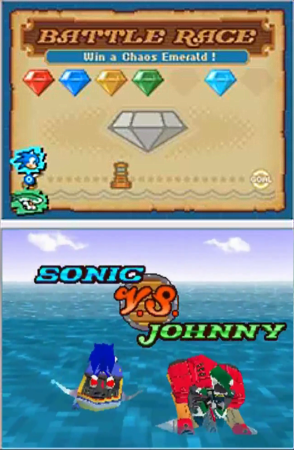 sonic Rush_Adventure_Sonic_vs_Johnny
