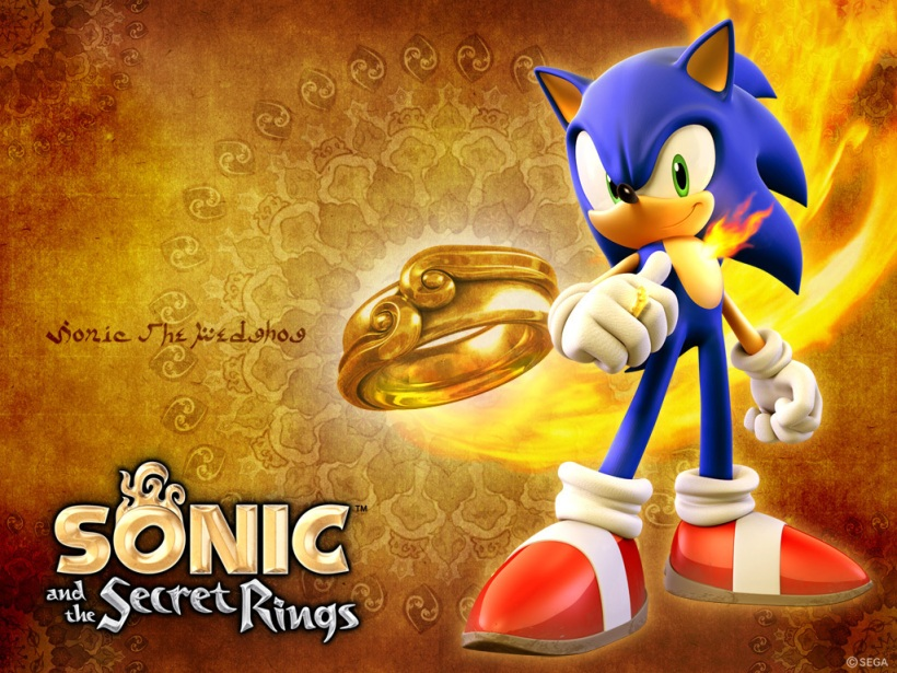 sonic-and-the-secret-rings-sonic-the-hedgehog