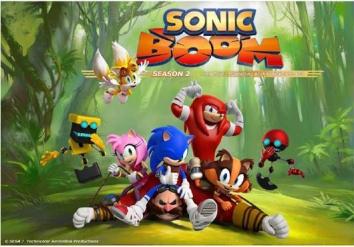Sonic-Boom season 2