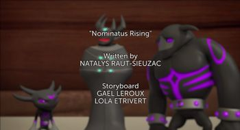 Sonic Boom Season 2 episode 23 Nominatus Rising title card