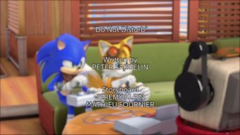 sonic boom season 2 episode 25 do not disturb