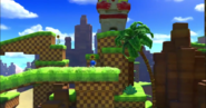 Sonic Forces Classic Sonic Green Hill 2