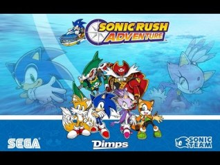 sonic rush adventure