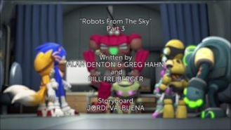 Sonic Boom Season 2 episode 28 Robots From The Sky Part 3