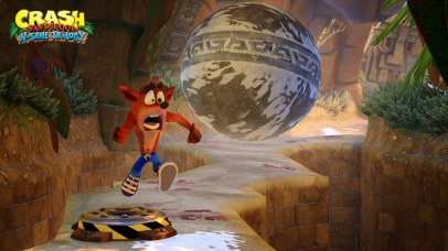 crash n-sane trilogy screenshot