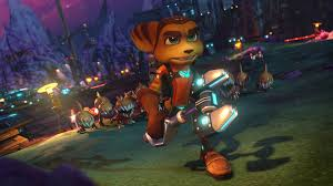 ratchet and clank ps4 aridia