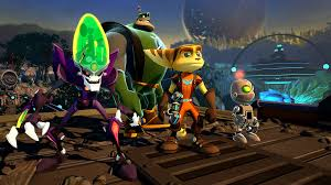 ratchet and clank all-4-one