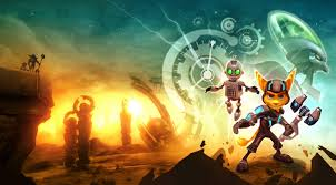 ratchet and clank future a crack in time promo