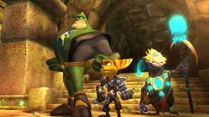 ratchet and clank future a crack in time screenshot 4