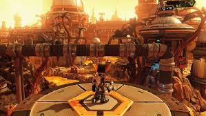 ratchet and clank ps4 gaspar
