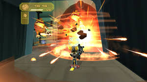 ratchet and clank 3 screenshot