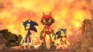 sonic forces custom hero