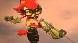 sonic forces custom hero 8