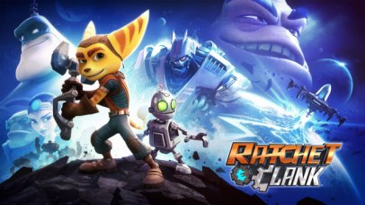ratchet and clank movie/ps4