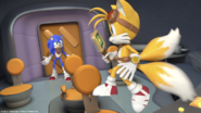 Sonic boom season 2 robots from the sky part 1 screenshot 5