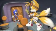 Sonic boom season 2 robots from the sky part 1 screenshot 5