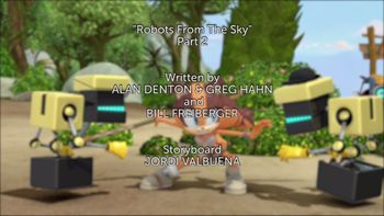 sonic boom season 2 robots from the sky part 1 airs on boomerang