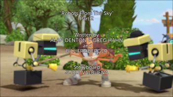 Sonic Boom season 2 episode 27 RobotsFromTheSkyPart2